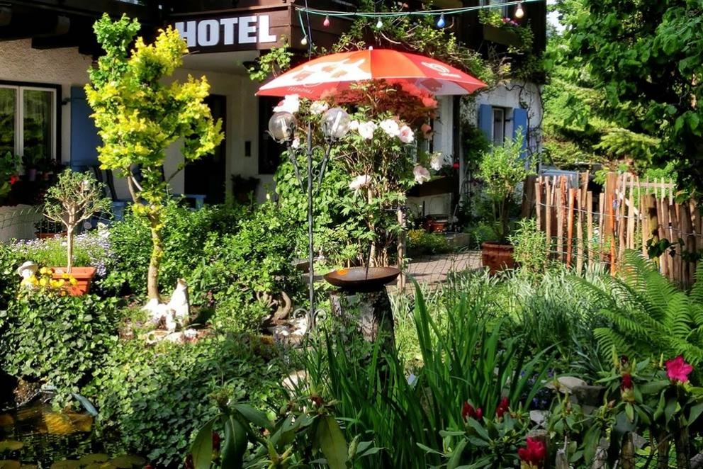 Landhotel bauer sonthofen im allg u for Hotels in sonthofen und umgebung